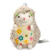美国Taggies 婴幼儿毛绒玩偶玩具 动物系列摇铃玩偶 宝宝安抚玩具