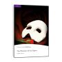 原版英文培生英语分级阅读Level 5:歌剧魅影(书+MP3)