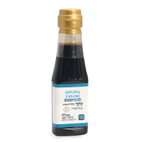 韩国进口酱油 宝宝福德酱油韩国酱油婴儿儿童低盐调味品佐餐酱油