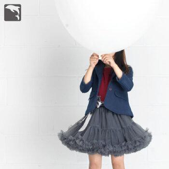 装女童蓬蓬短裙公主裙花边