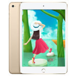 【618特惠-赠保护套】苹果Apple iPad mini4 128G wifi版 7.9英寸迷你平板电脑(800万像素摄像头 A8芯片 指纹识别)