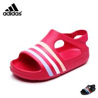 Adidas阿迪达斯童鞋2017夏季新款男女婴童沙滩鞋凉鞋水鞋 BA7133