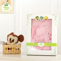 迪士尼宝宝一米阳光新生儿经典6件套 礼盒套装