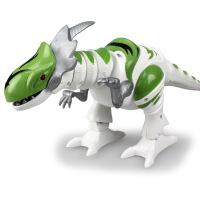 佳奇电动小恐龙声光儿童wj玩具男孩礼物机械恐龙klong模型
