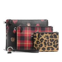 【当当自营】蔻驰(COACH)时尚新款女士手拿包钱包卡包零钱包三件套装 F55690