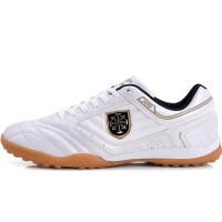XPD/喜攀登白色男女鞋新款胶钉碎钉足球鞋训练鞋06830