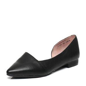 BATA/拔佳春季专柜同款小牛皮女鞋(超软)AI310AQ6