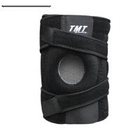 登山骑行弹簧护具 OK布4条加压专业运动护膝
