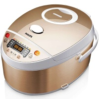 飞利浦 HD3165智能预约定时电饭煲4L内胆正品特价