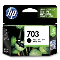 HP惠普 703号原装墨盒 适用于HP Deskjet D730/F735/K109A/K209A/K510A 国产703彩色墨盒