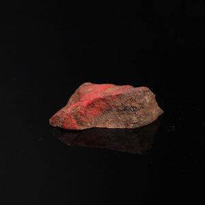 昌化鸡血石章料原石 5.6*2.8cm