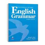 原版英文培生英语语法系列 Understanding and Using English Grammar