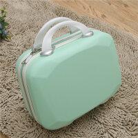 韩版子箱小行李旅行化妆箱14寸时尚短途手提化妆箱包