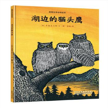 湖边的猫头鹰-感悟生命动物绘本 新华书店畅销图书书籍 少儿 漫画绘本