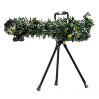 宜佳达 玩具枪 可发射水晶弹子弹 连发软弹 电动狙击枪玩具 YJD316丛林战纪