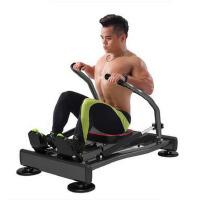 家用训练器锻炼腹肌胸肌 液压划船器多功能划船机腹部健身器材