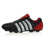 回力滑耐磨减震钉碎黑色足球鞋WF50053003训练男鞋
