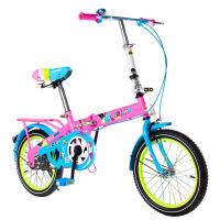 上海凤凰儿童自行车男孩单车3-4-5-6岁宝宝折叠童车脚踏车