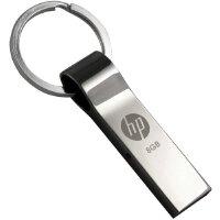 Hp 惠普 16G 优盘 指环王 钥匙扣金属U盘 V285W