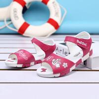 16cm~22.5cm巴布豆童鞋 女童凉鞋2016夏季新款韩版公主凉鞋真皮凉鞋儿童凉鞋