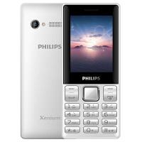 Philips飞利浦手机E170 双卡双待GSM移动联通2G老人机 30万像素