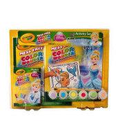 Crayola绘儿乐 神彩填色套装 白雪公主系礼盒套装 75-2240