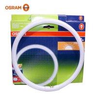 OSRAM欧司朗环形荧光灯T5细32W/865白光/827暖色黄光环管节能灯管吸顶灯管