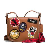 【当当自营】蔻驰(COACH)迪士尼合作款disney&coach潮流女士单肩包斜旅行女包F59373