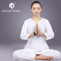哈他yoga瑜伽服/萦萦/大师服健身瑜珈服太极禅修大码加宽加大特价优惠
