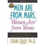 英文原版 男人来自火星,女人来自金星 Men are from Mars, Women are from Venus