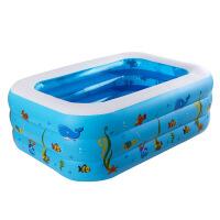 【直降3折起】儿童超大充气水池 加厚环保PVC 婴儿游泳池宝宝洗澡浴盆