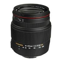适马 18-200mm F3.5-6.3 II DC OS HSM 单反相机镜头 佳能尼康口