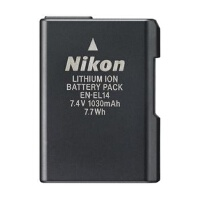 尼康 原装 EN-EL14 锂电池 D3100 D3200 D5100.D5200 P7000 P7100 P7700Nikon EL14 原装电池