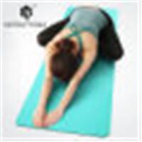 哈他正品tpe初学者瑜伽垫防滑男女keep健身垫女加长加宽厚瑜伽毯