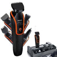 飞利浦理发器QG3340电动剃须刀QG3250升级男胡子胡须修剪器造型器