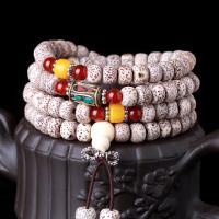 缘饰传说 原色星月菩提子佛珠手串108颗 颗颗正月高密菩提子男女款手链