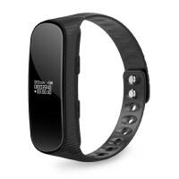 新款JNN S6(8G)手环手表微型录音笔 专业高清降噪远距离隐形声控手表MP3播放器 时间同步功能