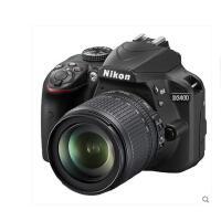 Nikon/尼康D3400套机18-105防抖镜头入门级数码单反相机