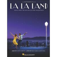 爱乐之城 电影原声尤克里里琴乐谱【非现货】英文原版 La La Land: Music from the Motion Picture Soundtrack 奥斯卡入围影片 艾玛斯通 瑞恩高斯林主演