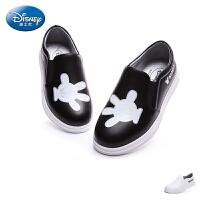 迪士尼童鞋2017春新儿童运动鞋男女童休闲鞋中大童旅游鞋防滑潮鞋 DS1987
