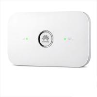 华为E5573s-853三网4g无线路由器移动随身wifi电信mifi上网卡流量卡 无线路由器+电信流量套餐