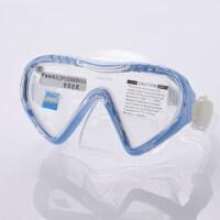 正品TOPIS浮潜三宝套装 全干式呼吸管 儿童潜水镜浮浅装备防雾