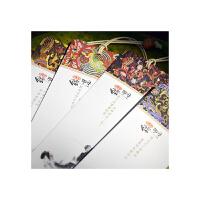 联盟古风锦瑟诗词纸学生复古书签卡片 李商隐唯美简约 中国风古典创意文具