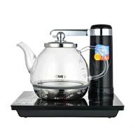 金灶A-90自吸水感应式智能电茶壶玻璃壶身茶具