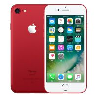 【送软性防爆膜+手机壳】Apple苹果 iPhone7 128GB 苹果7 红色移动联通电信全网通公开版4G手机