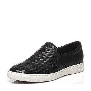 Teenmix/天美意春季专柜同款牛皮男单鞋1UK0TAM6