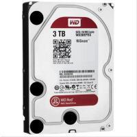 西部数据(WD)台式机硬盘 3T 红盘 3TB SATA6Gb/s 64M 台式机硬盘(WD30EFRX) 品质铸造品牌!红盘的广泛兼容性、专为网络存储而设置,不仅仅是NAS硬盘,更是网络存储时代的开拓者!