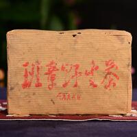 【8片】1998年野生老班章古树生茶云南普洱茶 砖茶 500克/片