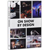 On Show by Design 展览与展会设计 摄影展 产品 主题展设计书籍 (收集了来自全球的优秀展览设计案例)