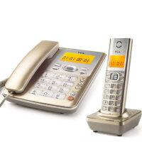 TCL D60数字无绳电话机 座机 家用办公无绳电话机子母机